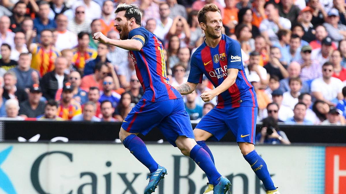 El jugador del Barça que será el mejor del mundo, según Rakitic
