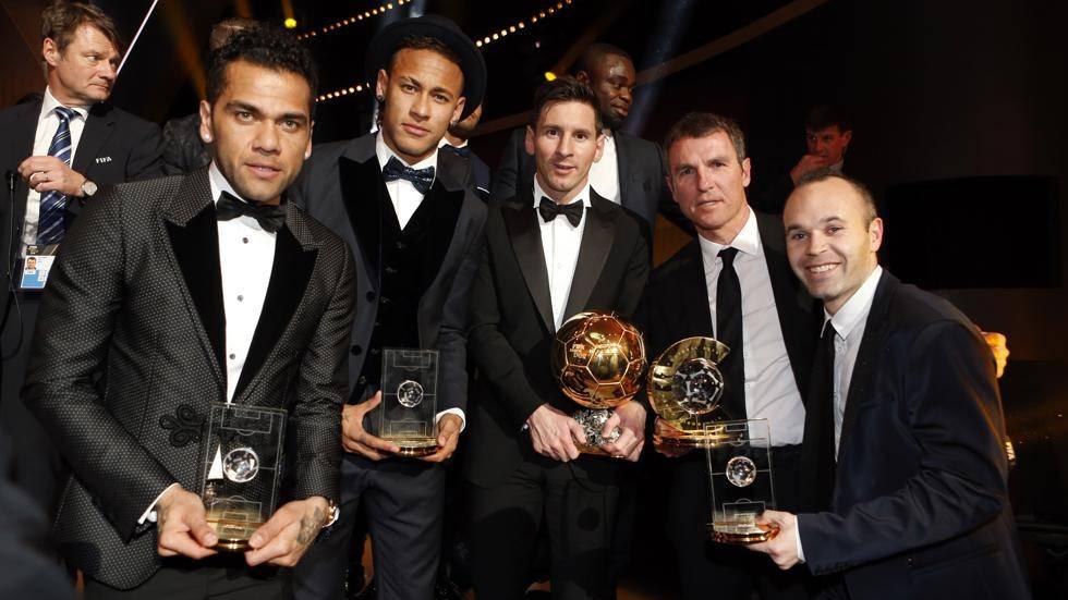 """Los detalles de """"The Best"""", el sustituto del FIFA Balón de Oro"""