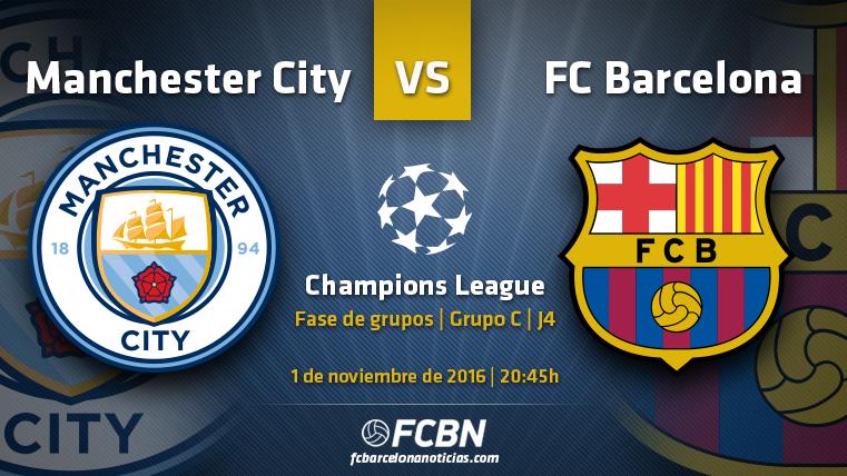 Manchester City vs Barcelona: Un segundo asalto para decidir todo