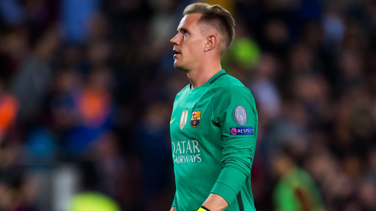 Ter Stegen no duda en hacer autocrítica con el Barça