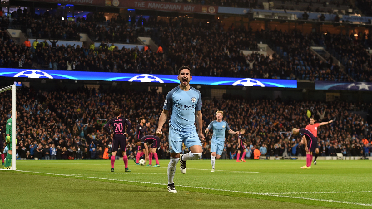 La presión del Manchester City jugó una mala pasada al Barça