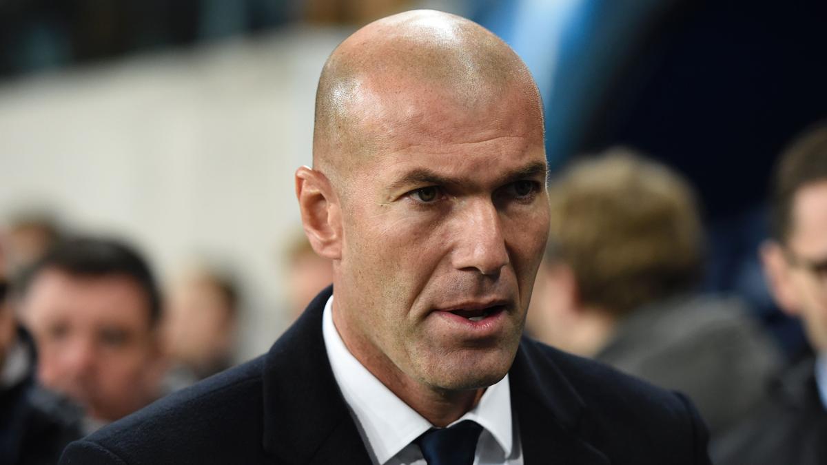 El motivo del ridículo del Real Madrid, según Zidane