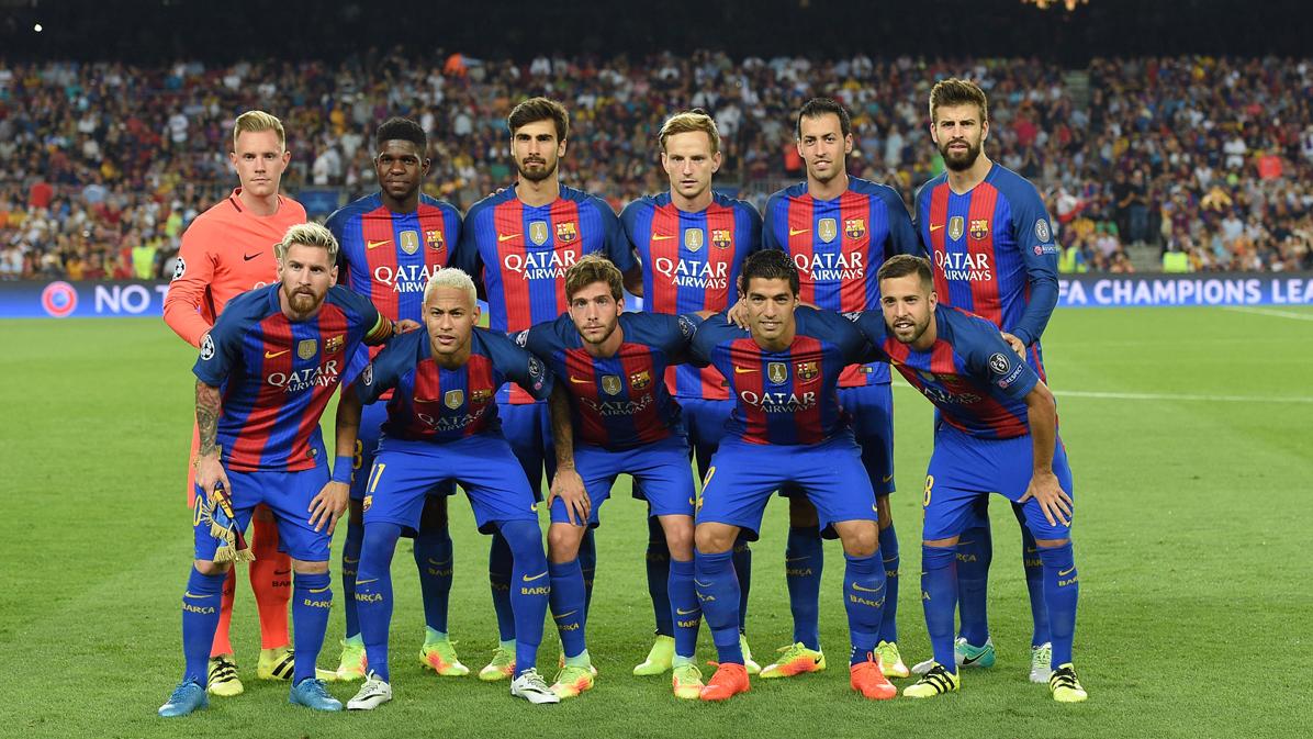 Piqué y Alba, serias dudas para el Sevilla-FC Barcelona