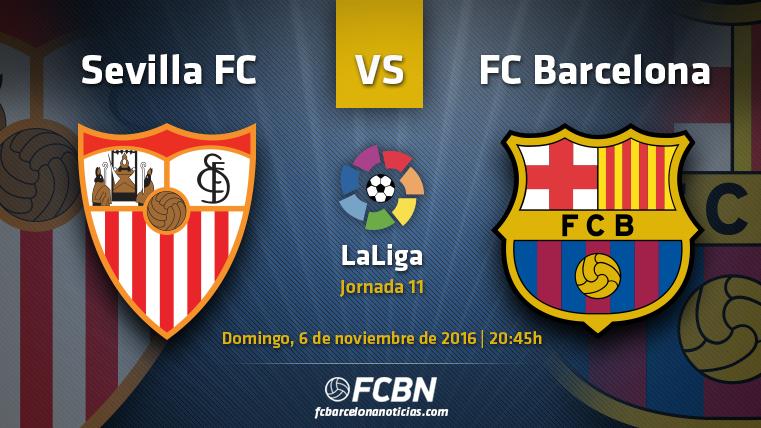 Sevilla FC-FC Barcelona: A ganar en Nervión con o sin pelota