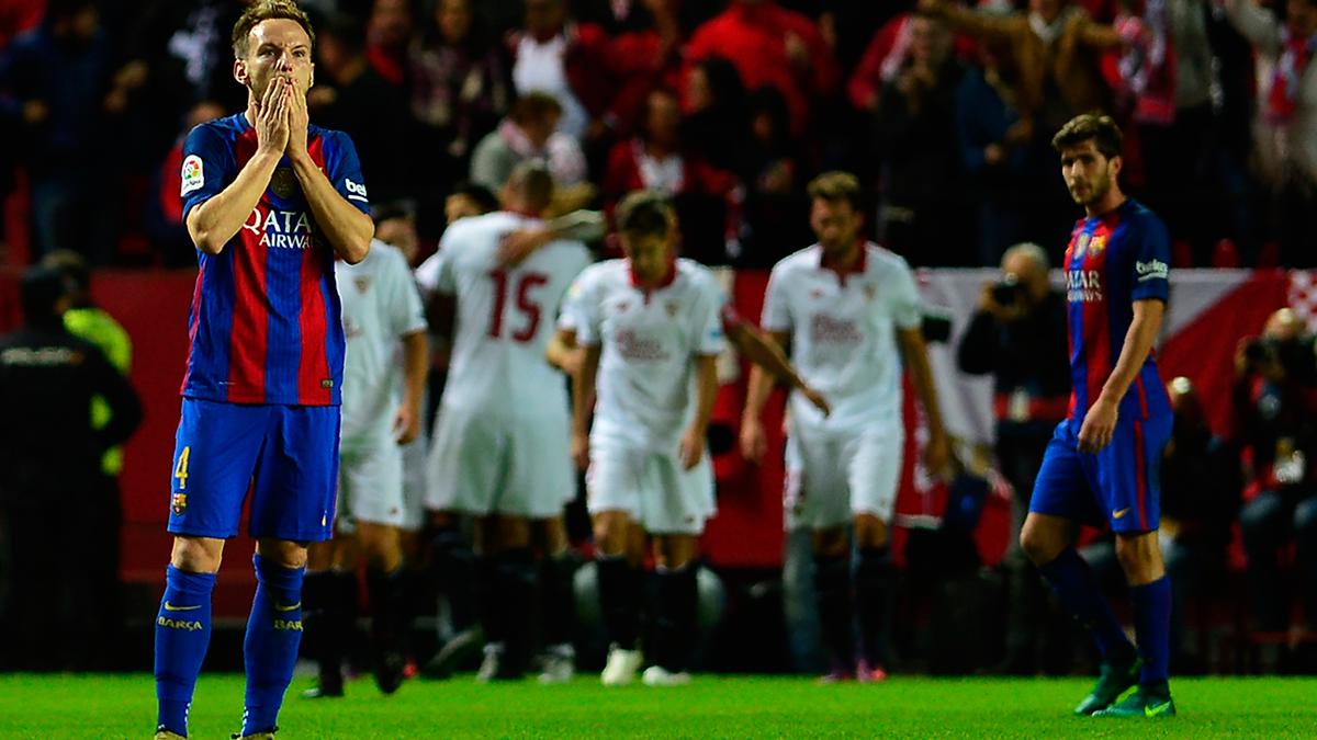 Cosas a mejorar del Barça: Los errores defensivos