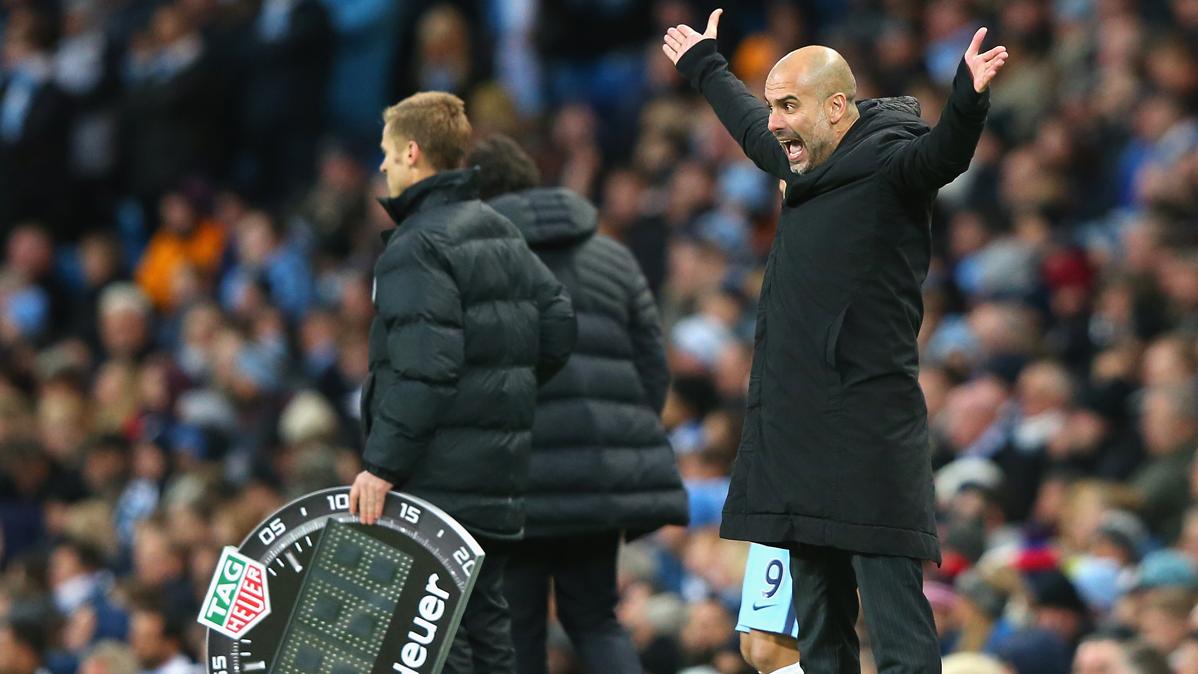 El método sexual de Pep Guardiola en el Manchester City