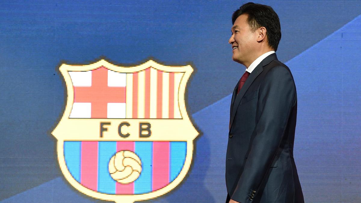 RANKING: El FC Barcelona, el mejor pagado en sponsor global