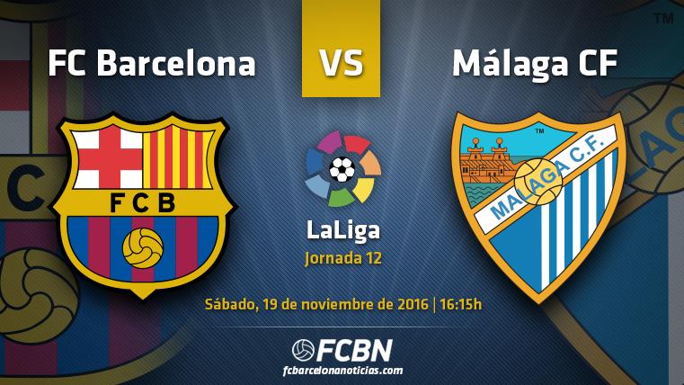 FC Barcelona-Málaga: Superar el Virus FIFA para asaltar el liderato