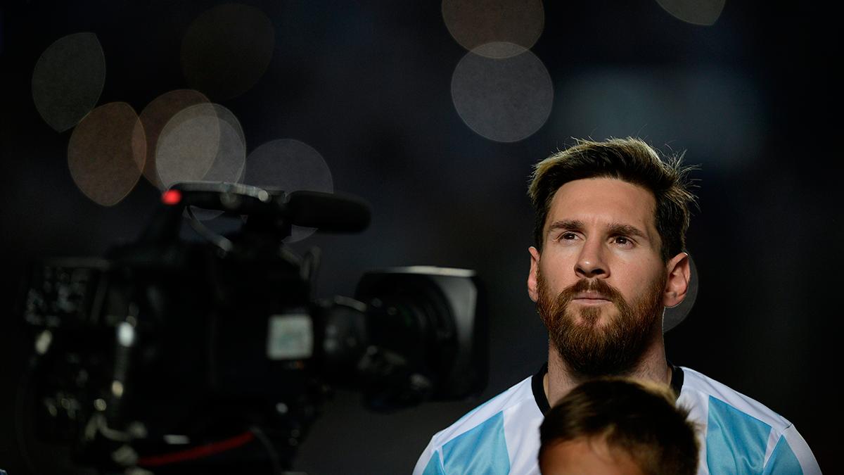 La generosa acción de Messi con los trabajadores de la AFA