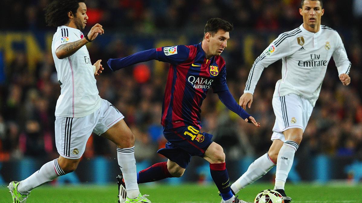 """Messi y CR7, en el último partido para lucirse antes de """"The Best"""""""