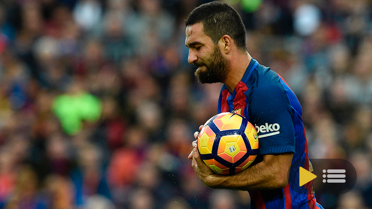 Vídeo resumen: FC Barcelona 0 Málaga 0 (LaLiga J12)