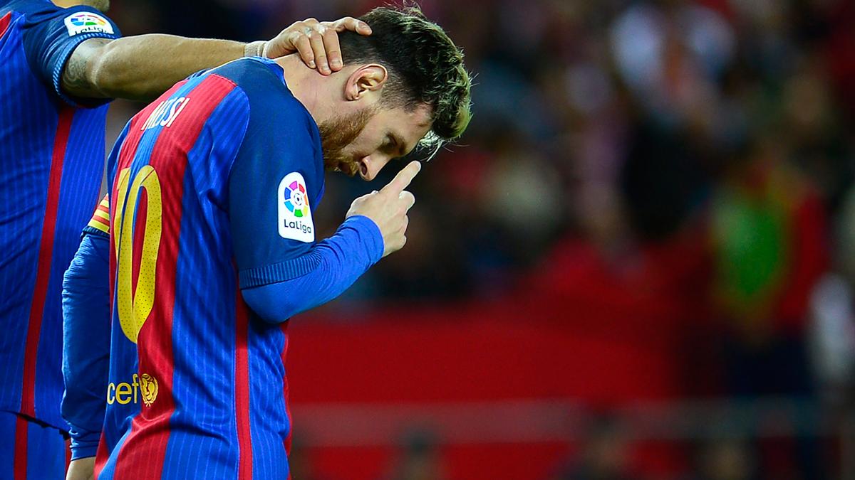 BOMBA: ¡Vuelven a colocar a Messi en el Manchester City!