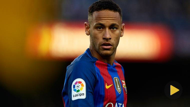 El sombrero antológico de Neymar que da la vuelta al mundo