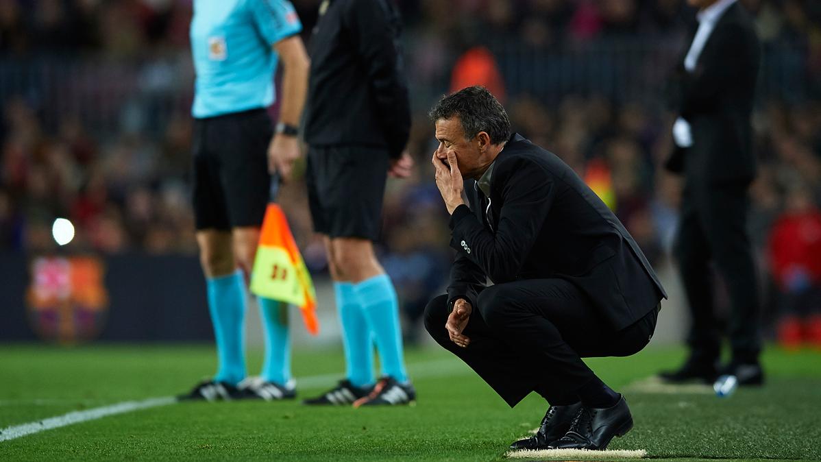 El Barça podría haber ganado por alineación indebida del Málaga