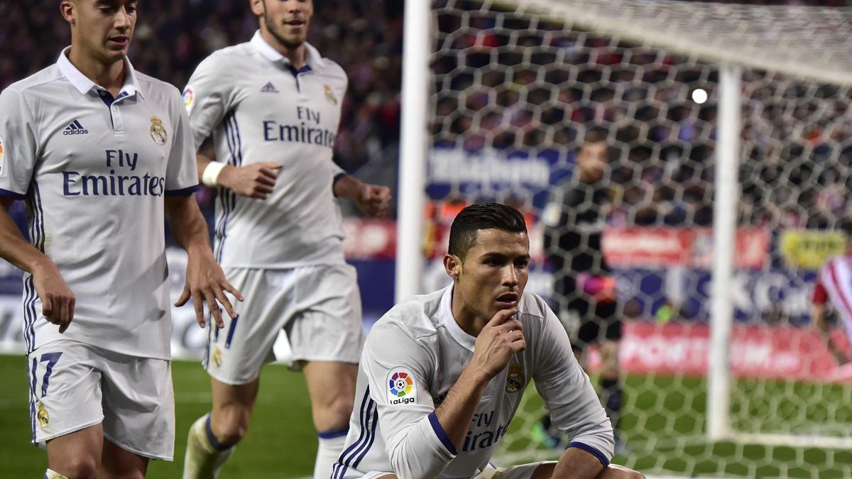 Así describen en Madrid las celebraciones de Cristiano