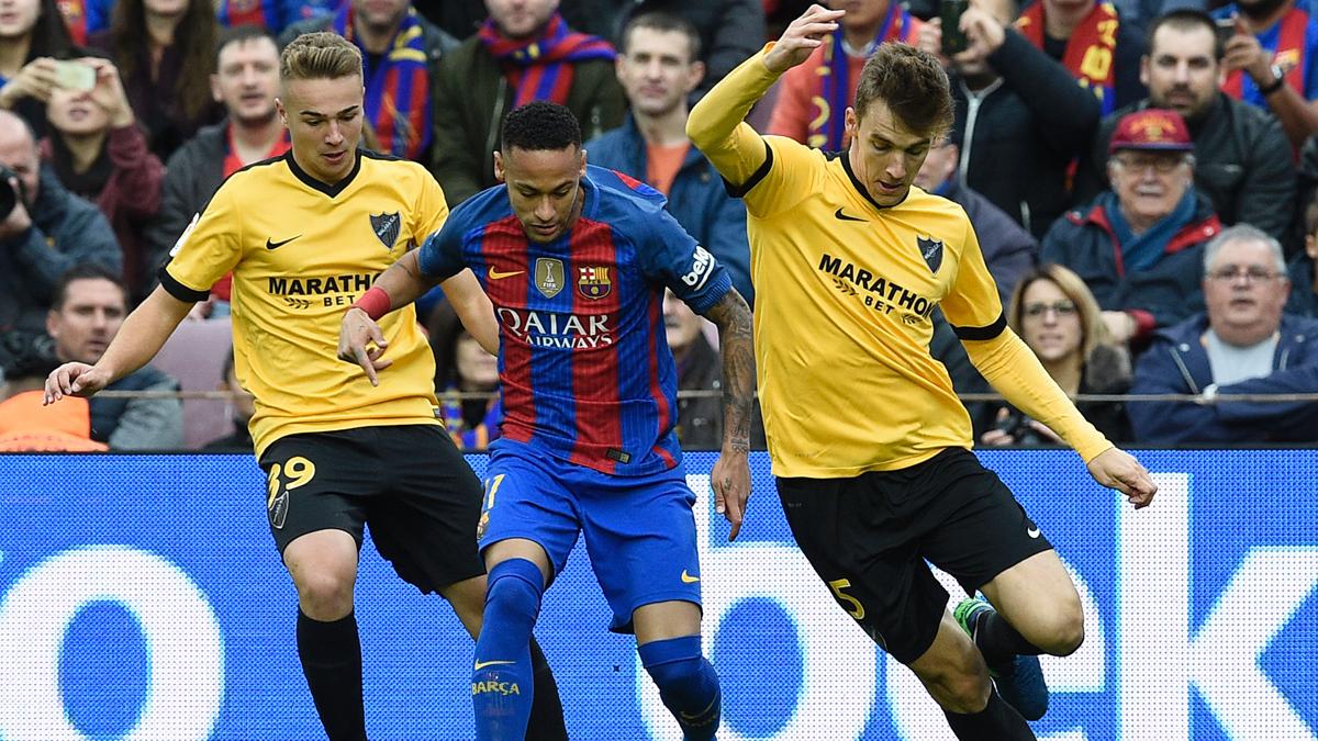 Así se excusó Llorente tras la dura entrada a Neymar Jr