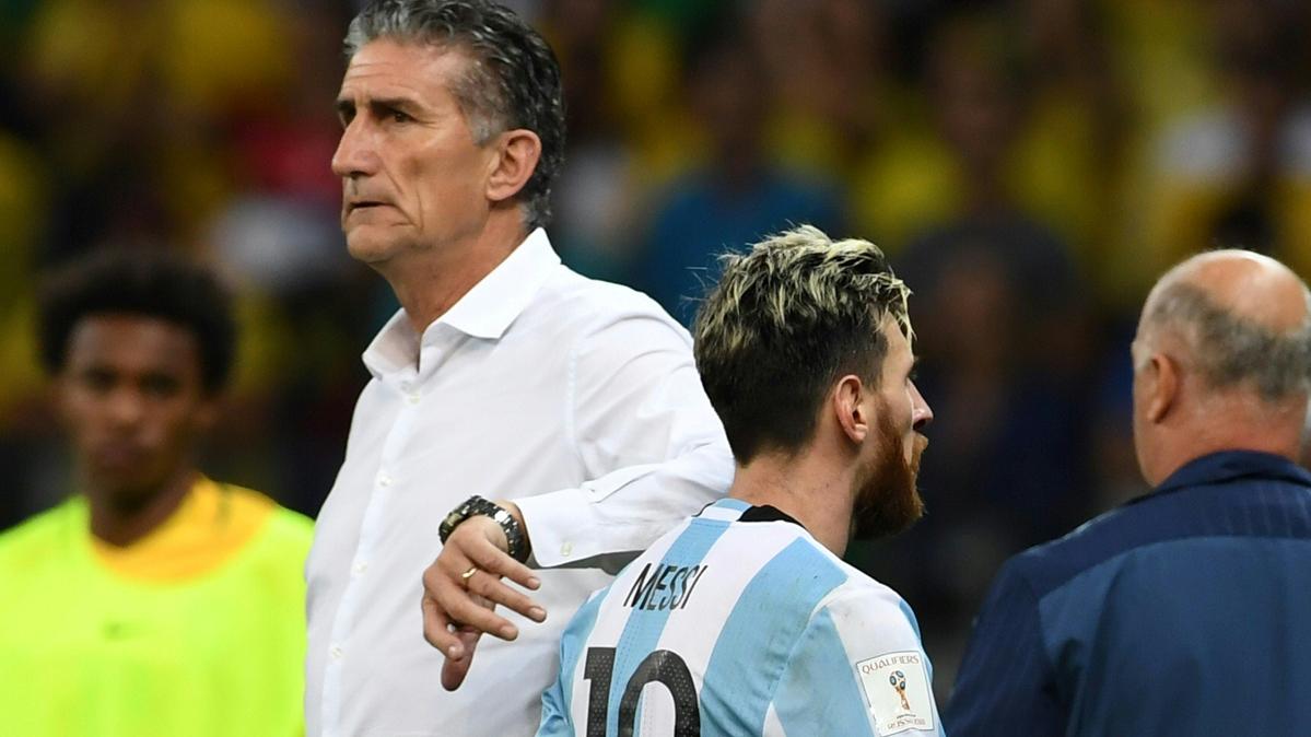 Bauza explota contra los inventos de la prensa sobre Messi