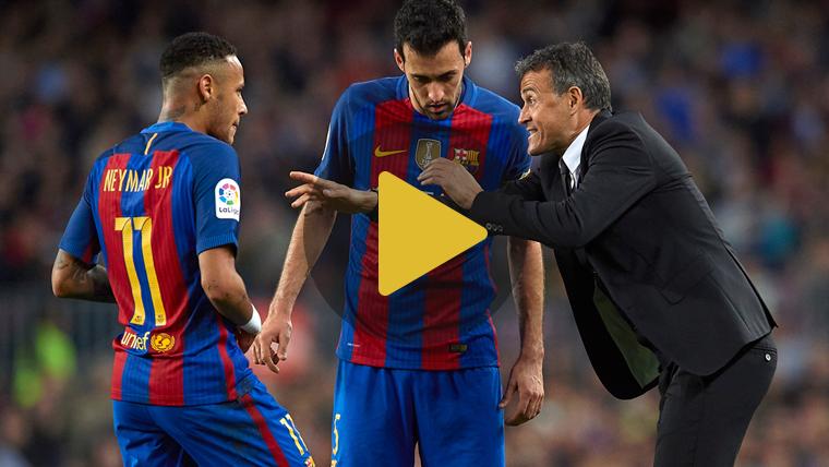 Busquets sabe lo que necesita el Barcelona para mejorar