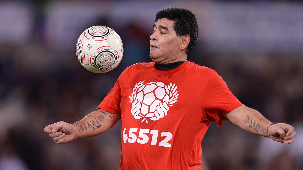 POLÉMICA: Las machistas declaraciones de Maradona