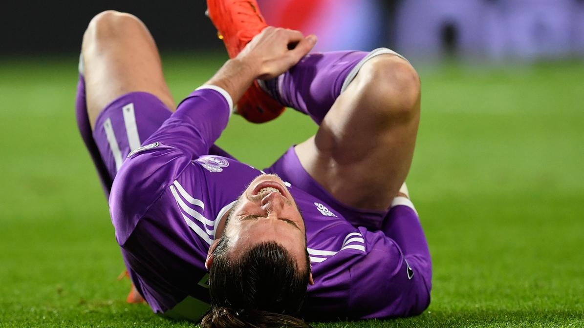 BOMBA: ¡Bale puede perderse el Clásico Barça-Madrid!