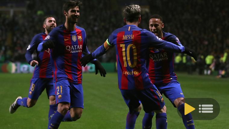 Vídeo resumen: Celtic 0 FC Barcelona 2 (Champions J5)