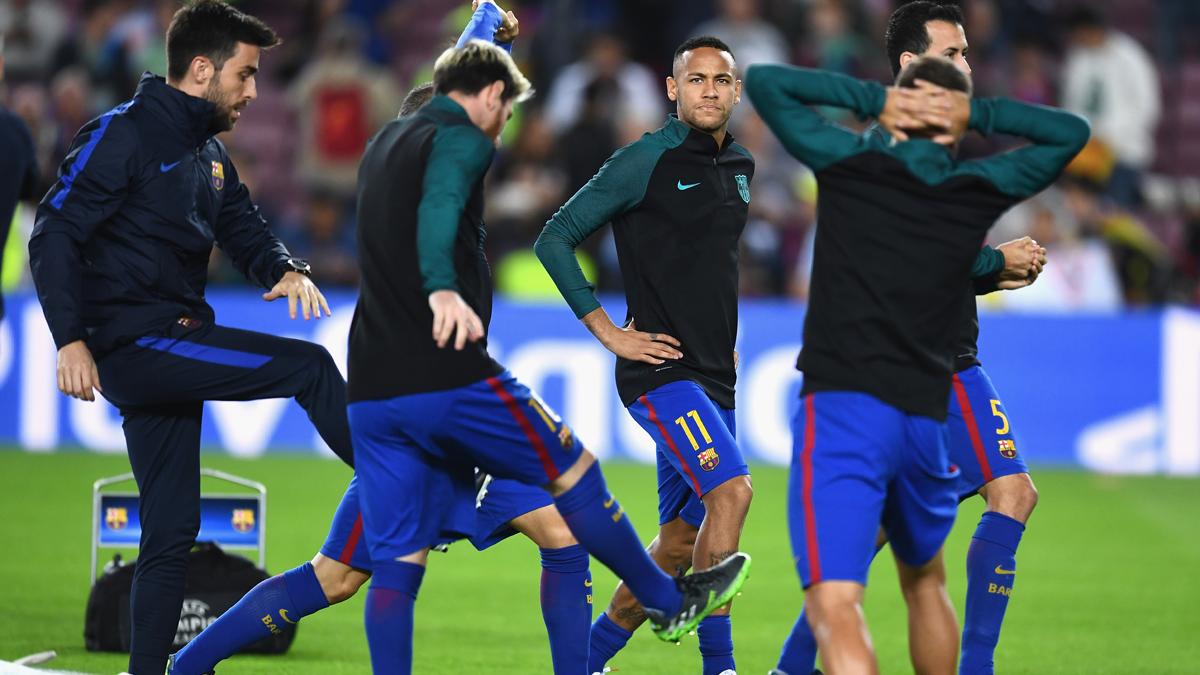Sergio Ramos y Neymar Jr pueden perderse el Clásico