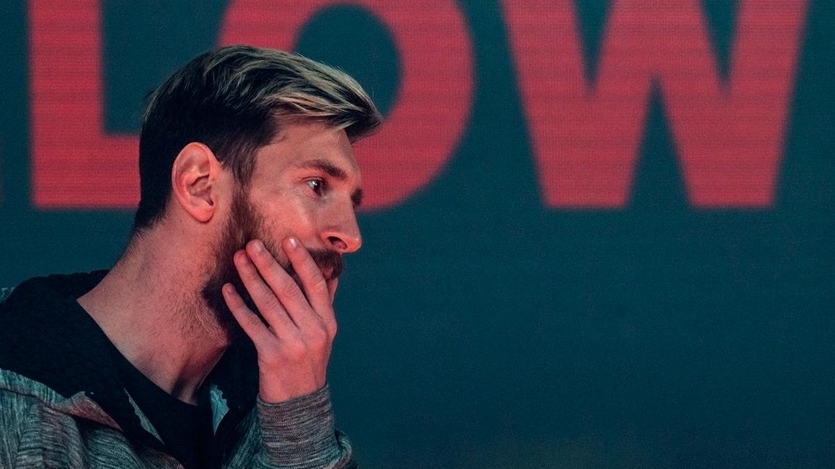 Utilizan la exhibición de Messi para hablar de Messidependencia