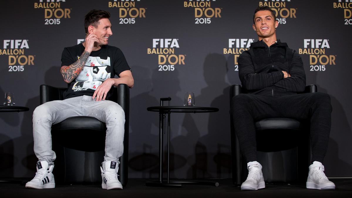 Messi también es mejor que Cristiano... ¡En Real Madrid TV!
