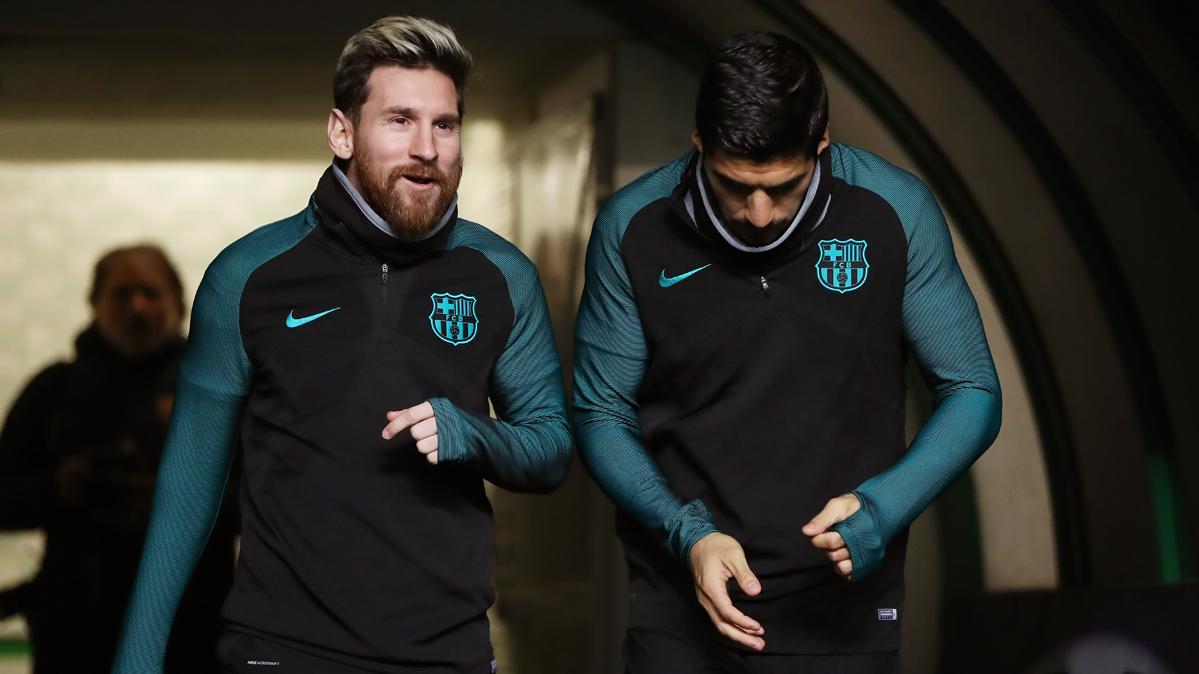 """Messi y Suárez, a """"vengarse"""" de Cristiano en el Pichichi"""