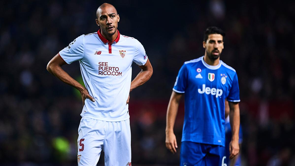 El club con el que competirá el Barça si quiere fichar a N'Zonzi