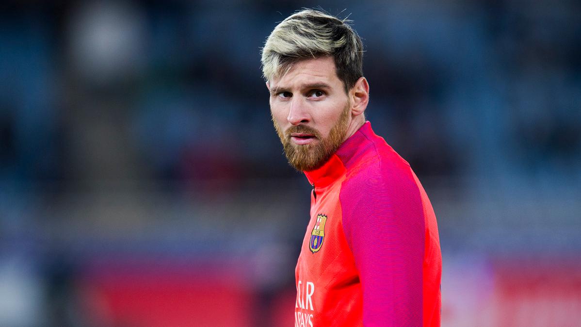 """""""Messi nos regatea como si fuésemos conos"""""""