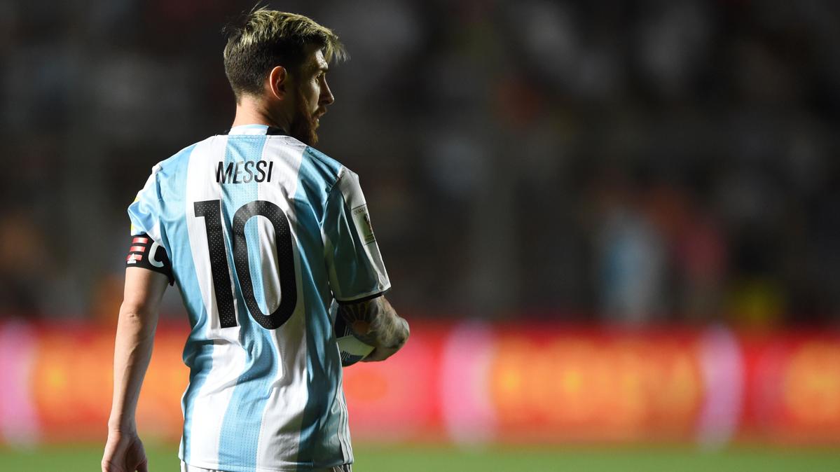 Messi y Argentina habían viajado en ese avión 20 días antes