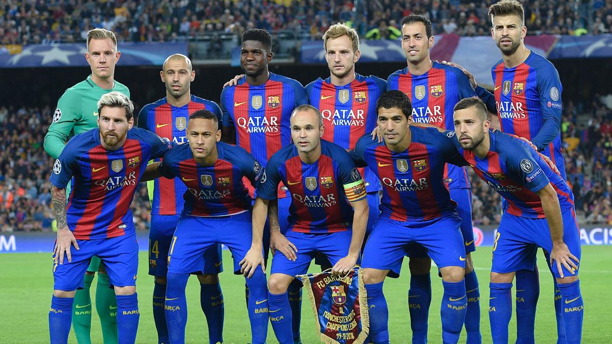 "Umtiti, sobre Messi: ""Nos regatea como si fuésemos conos"""