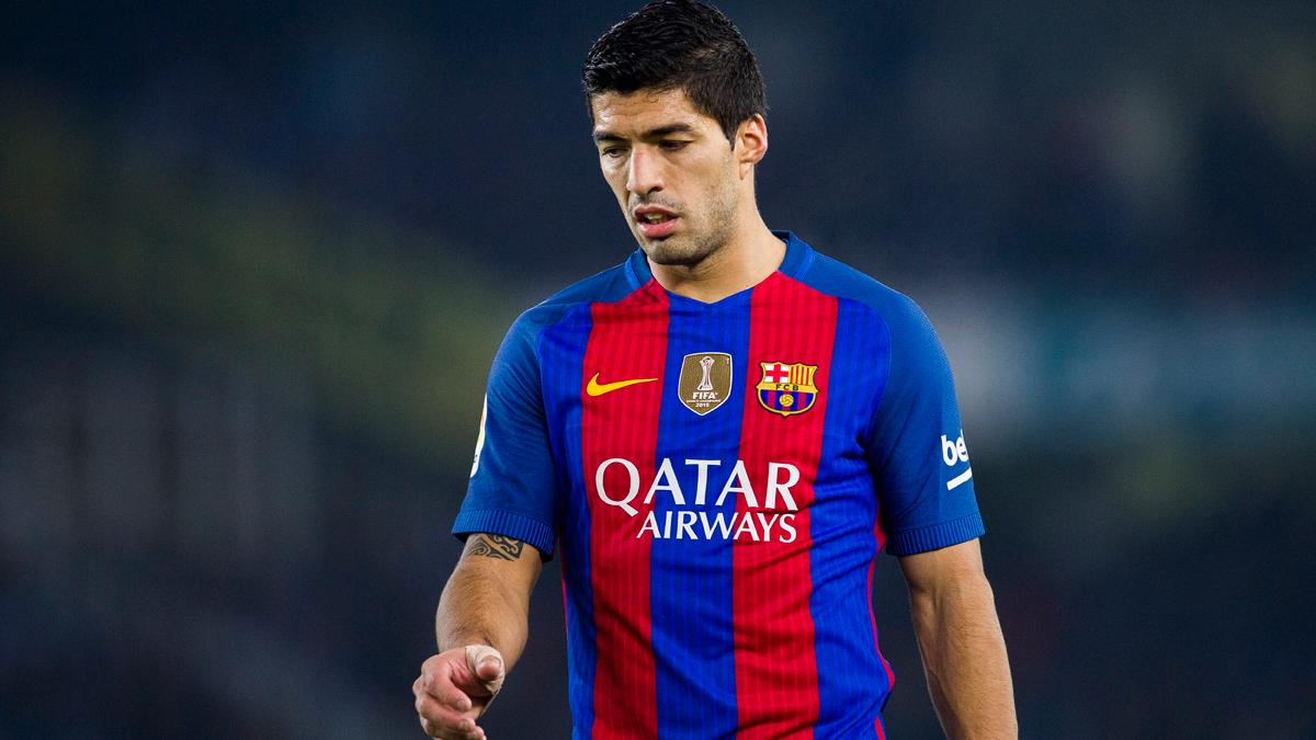 Luis Suárez pudo acabar jugando en el Tottenham Hotspur