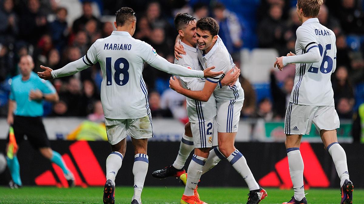 El Madrid se da un masaje contra la Cultural antes del Clásico (6-1)
