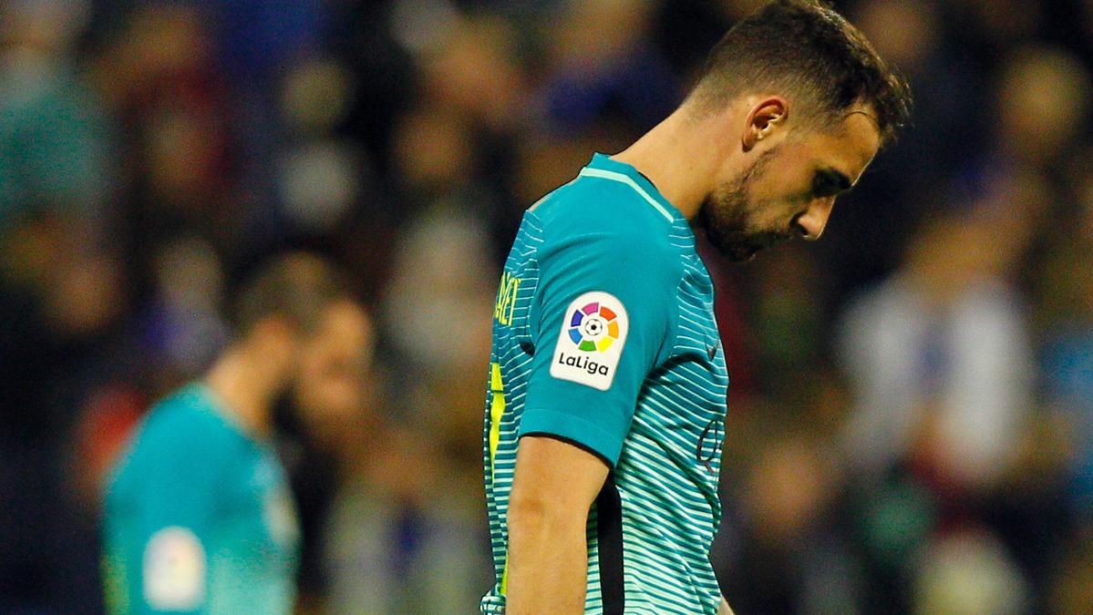 ¿Se estrenará Alcácer en el Clásico contra el Real Madrid?