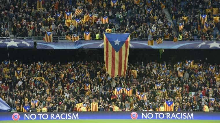 El ambiente infernal que le espera al Madrid ante el Barça