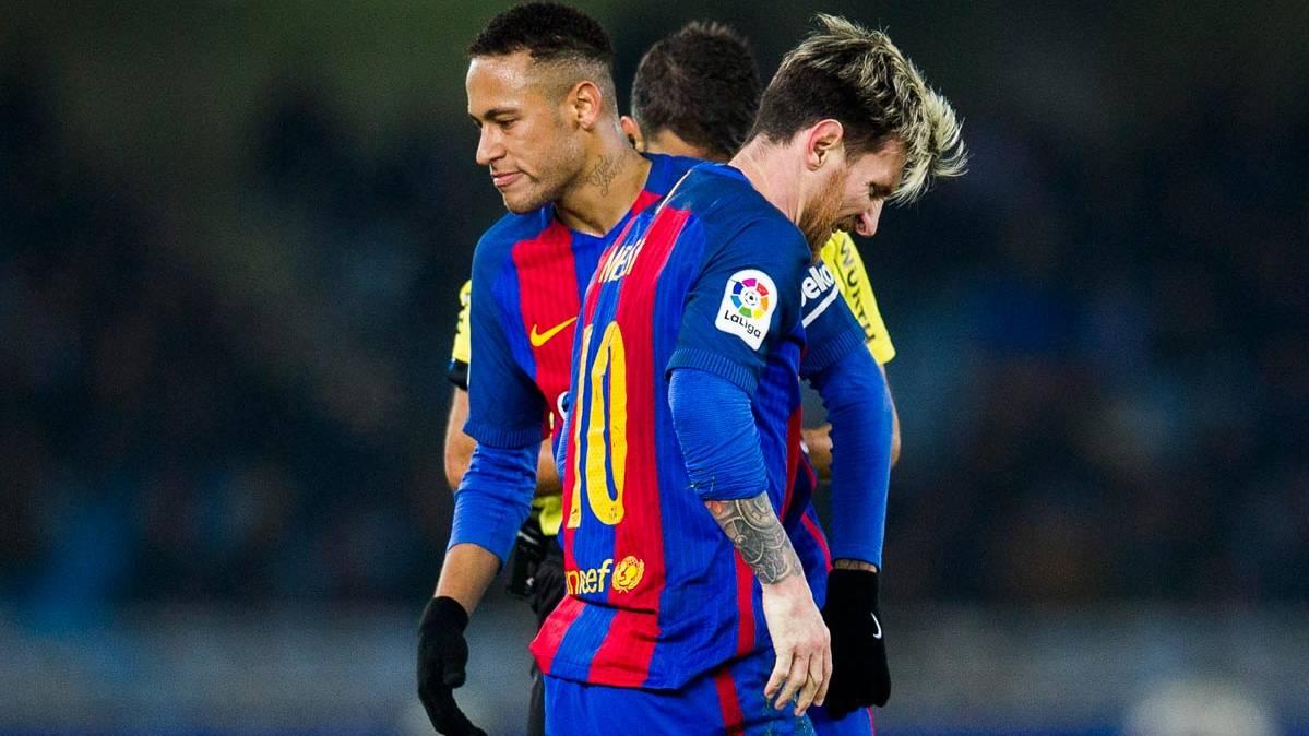 Leo Messi y Neymar Jr se quedan fuera del Premio Puskas