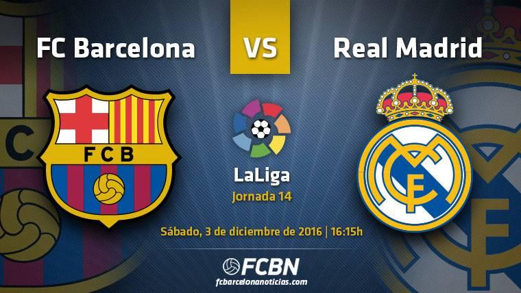 Barça-Madrid: Ganar el Clásico para conectarse a la Liga
