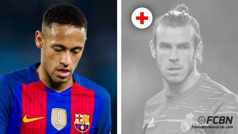 LOS DUELOS: Neymar vs Gareth Bale, agentes secundarios
