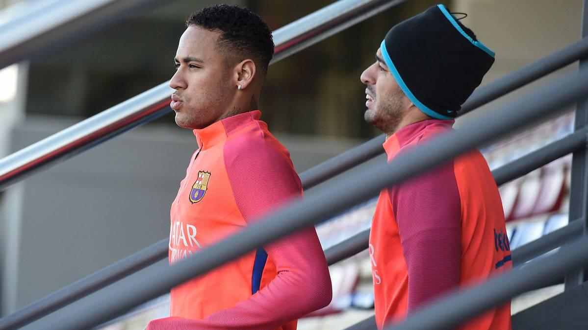 Neymar, Suárez y André Gomes, los anhelos de Florentino