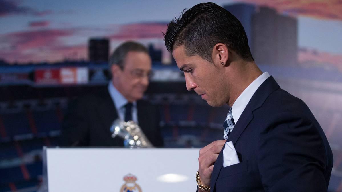 Silencio en el Real Madrid sobre la polémica de Cristiano
