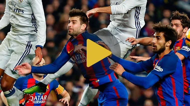 Las reacciones de los cracks del Barça tras empatar con el Madrid
