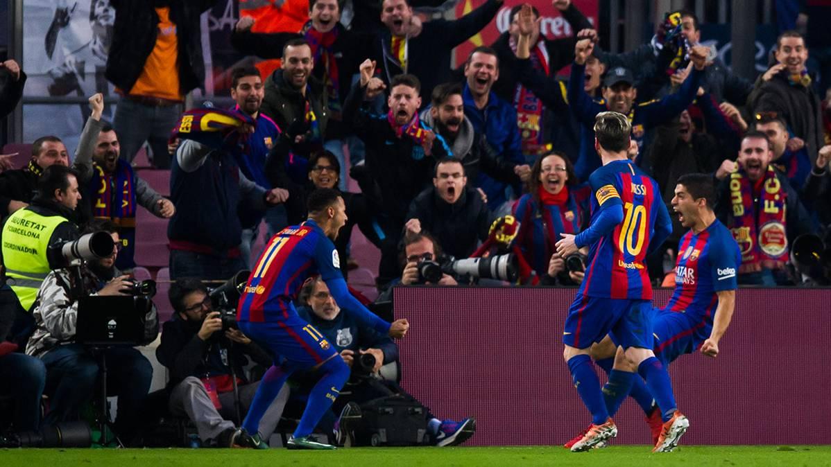 Las 5 cosas positivas del Barça ante el Madrid en el Clásico
