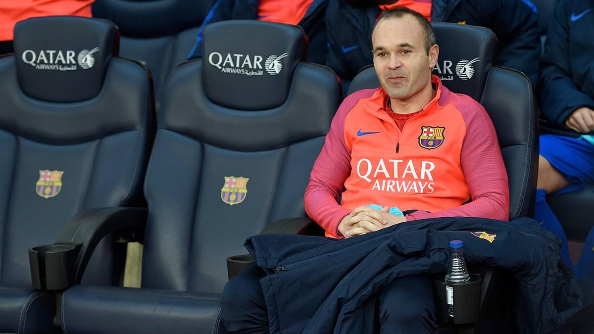 Los sentimientos de Iniesta tras su vuelta al Camp Nou