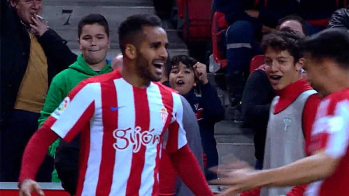 ¡Douglas Pereira ya anota goles con el Sporting!