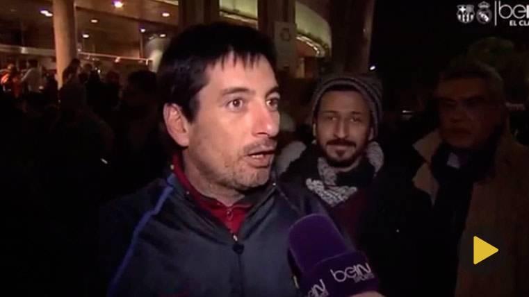 La reacción más viral de un aficionado tras el Barça-Madrid