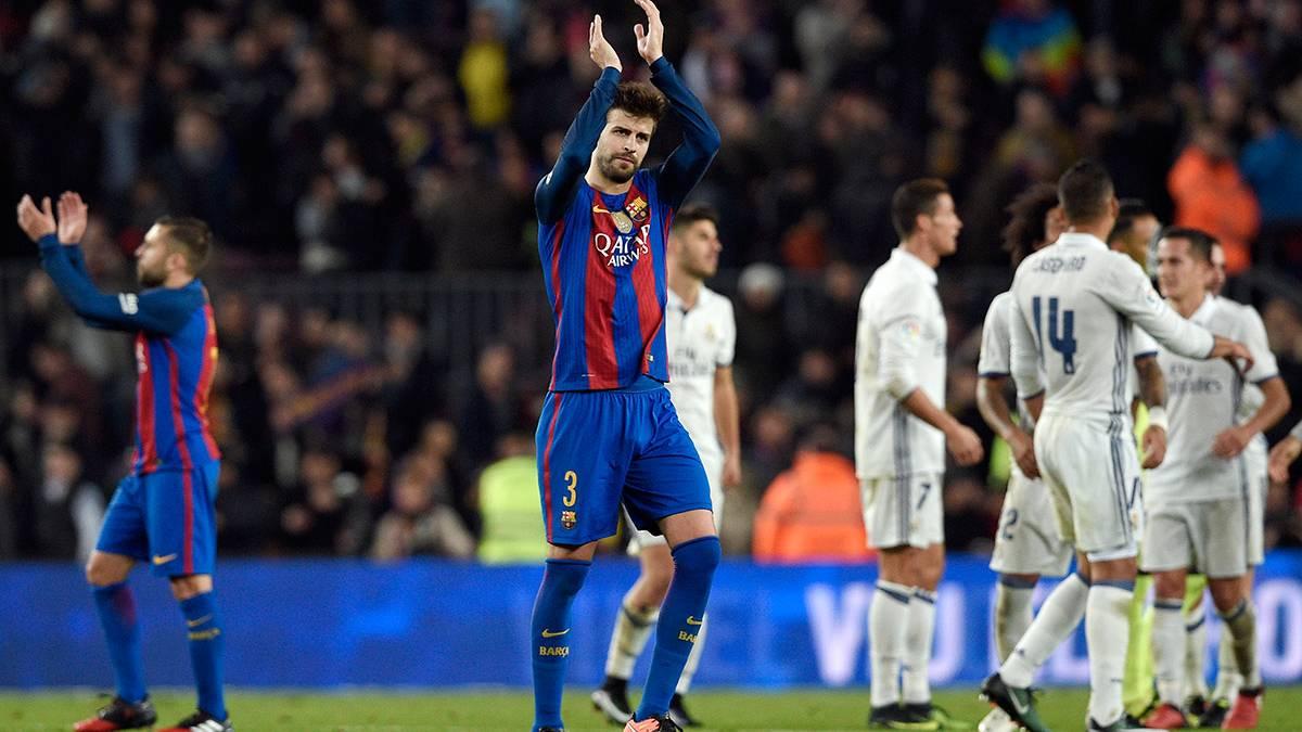 El Barça ya ganó una Liga a 6 puntos del líder en la jornada 14