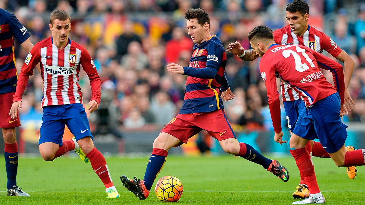Lo que Griezmann se quedaría de Leo Messi y Cristiano