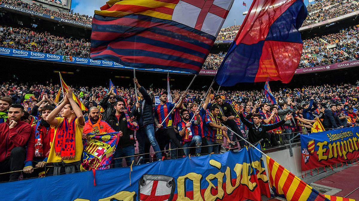 El Camp Nou ya es el estadio con más asistencia de Europa